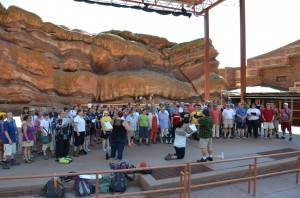3 Choirs at Red Rocks Amphitheatre