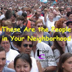 These Are the People in Your Neighborhood