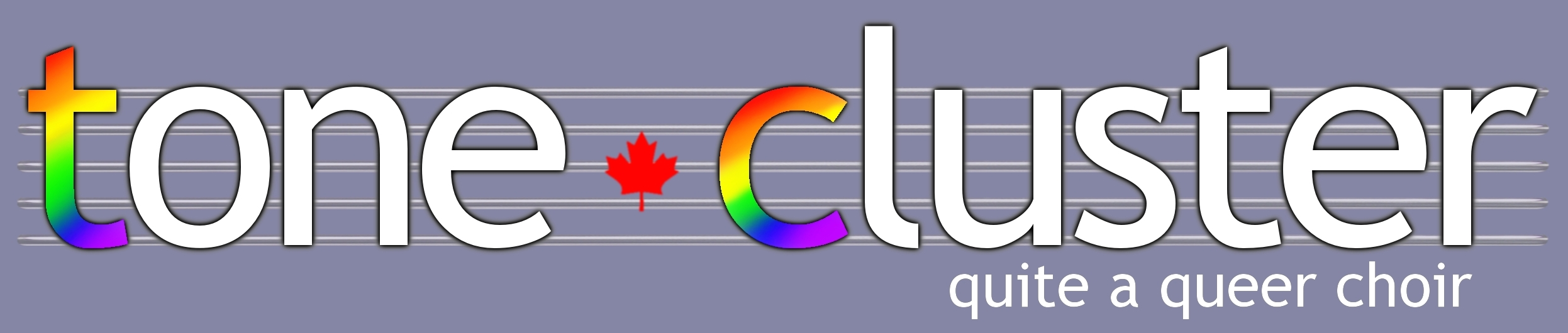 Tone Cluster - quite a queer choir website